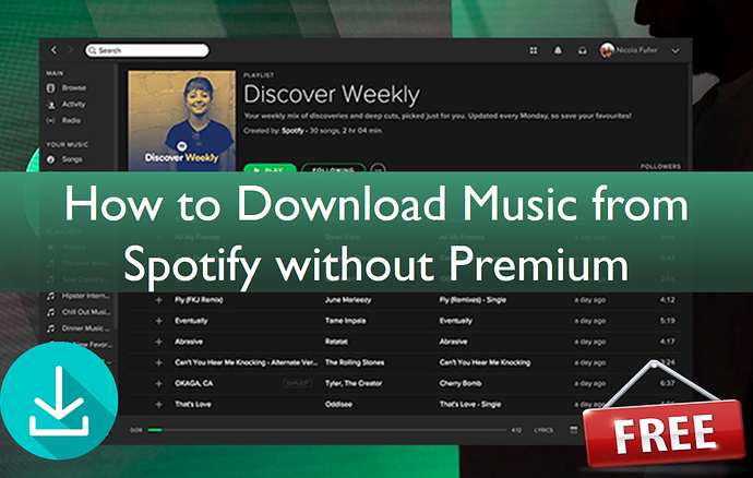 download-music-from-spotify-without-premium